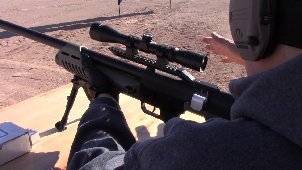 Umarex Hammer 50 Caliber Air Rifle - SHOT Show 2018