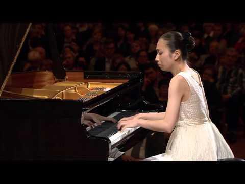 Arisa Onoda – Scherzo in B minor Op. 20 (second stage)