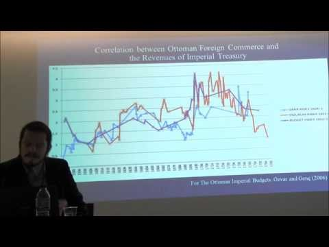 LHF Conference London 2016 - Mehmet Kuru, The Commerce of Izmir (1580 – 1780)
