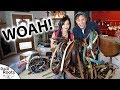 WE BOUGHT A VINTAGE WESTERN STORE! - Boots & Belts! (Part 2)