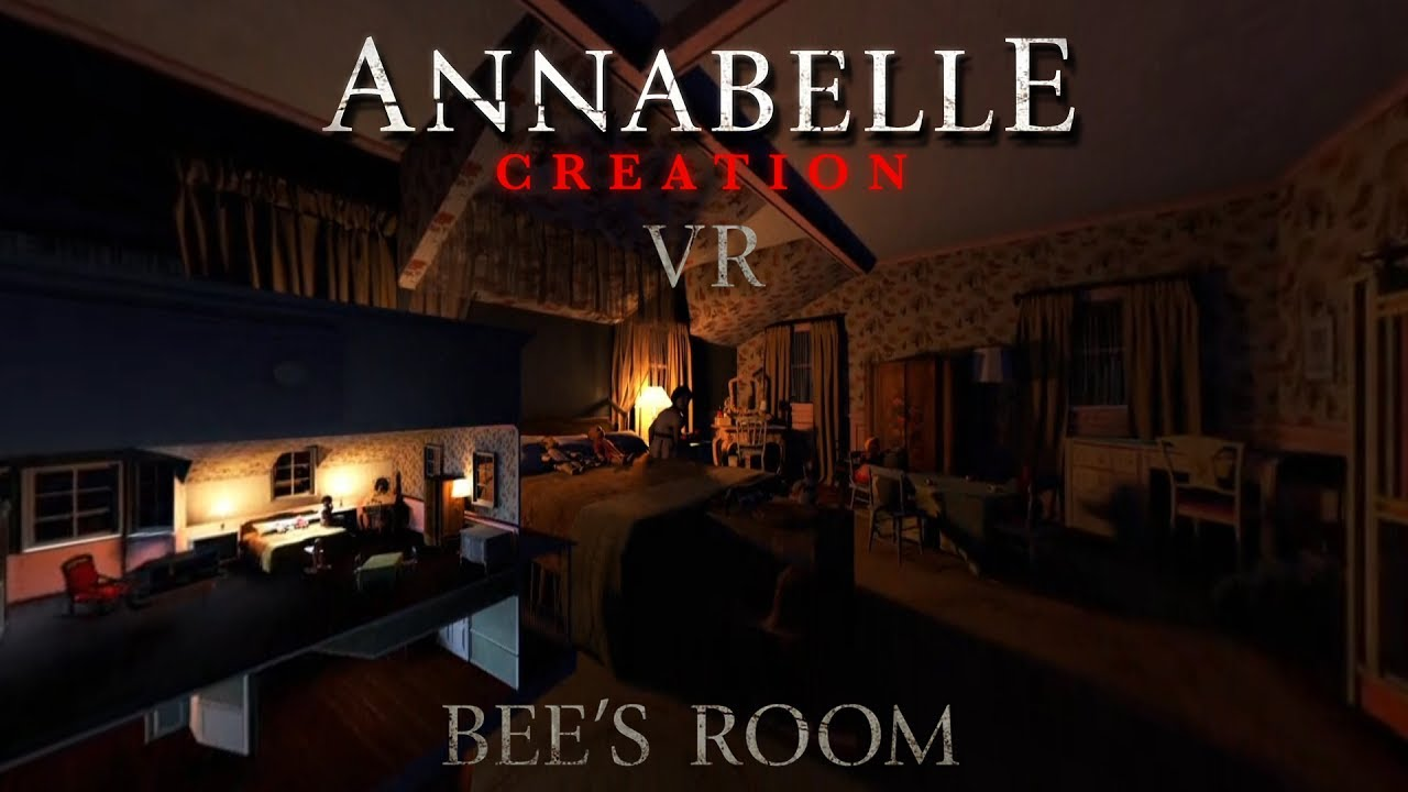 Annabelle Creation Vr Bee S Room