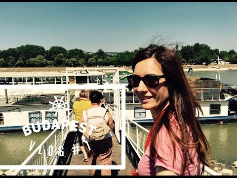 Vlog circuito por Budapest, Viena y Praga #1