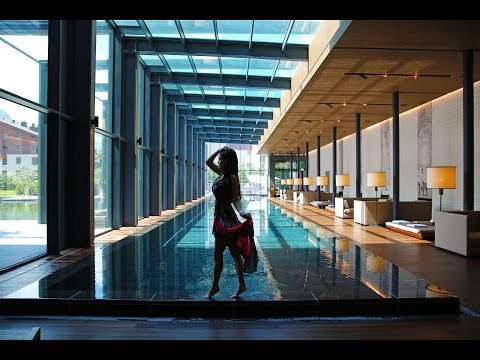 The Chedi Andermatt Hotel in Switzerland