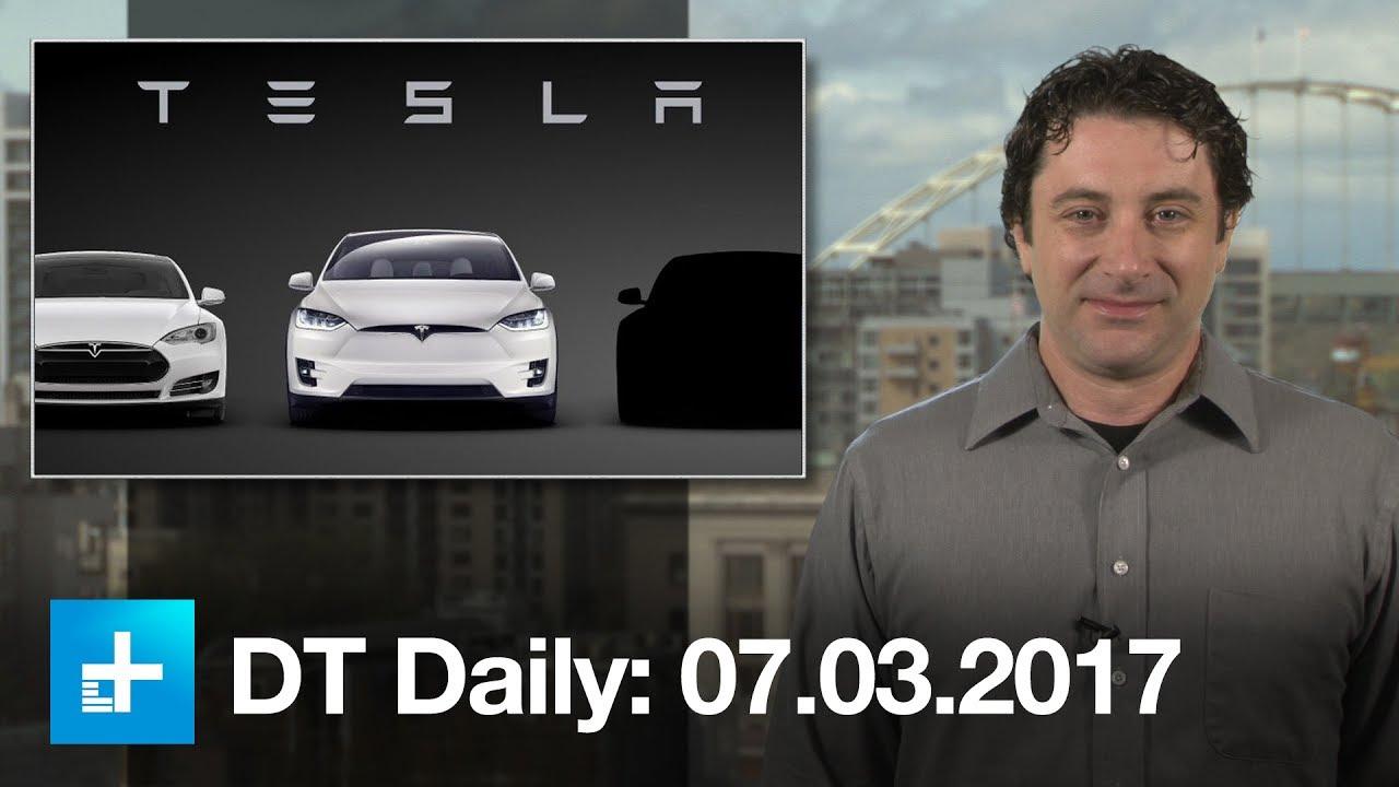 Power up: Elon Musk says Tesla Model 3 EV production set to start ahead of time