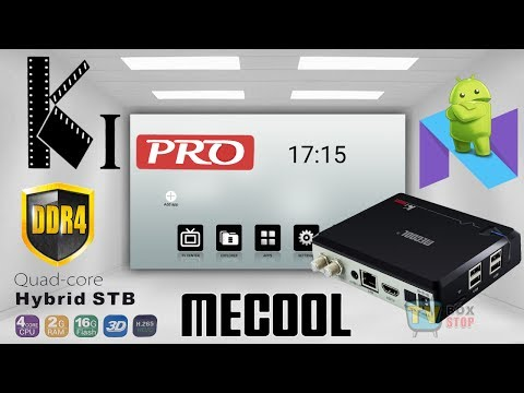 Mecool KI Pro Hybrid Android 7.1 4K TV Box Review and Benchm