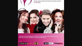 Moj je zivot moja pjesma - Nina Badric, Aleksandra Radovic, Karolina Goceva i Maya Sar