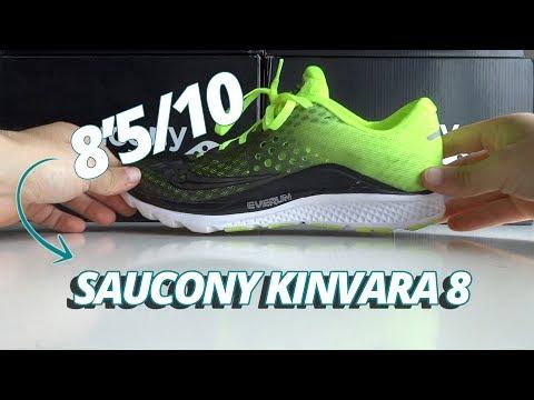 saucony kinvara 8 37
