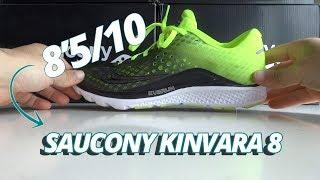 Saucony Kinvara 8: lo mejor y lo peor