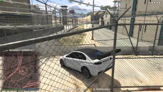 GTA V Prison Break Elite Challange - Kuruma way