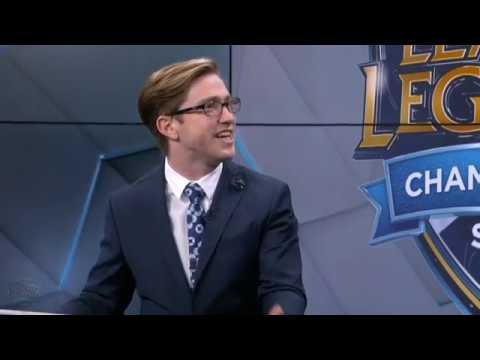 Interview with the winner of Liquid vs GCU + analyst desk | S7 LCS Summer 2017 Promotion