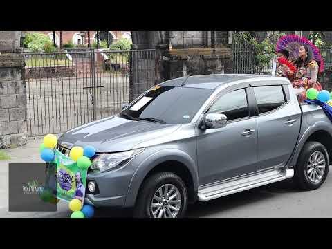 HOLY ROSARY ACADEMY LUBAO PAMPANGA - 69TH FOUNDING YEAR - UN PARADE