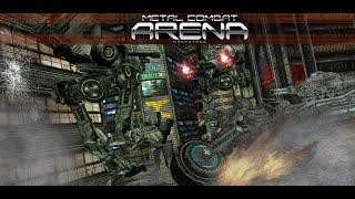 Metal Combat Arena
