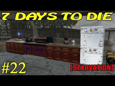 7 Days to Die [ STARVATION ] ► Евроремонт ► №22