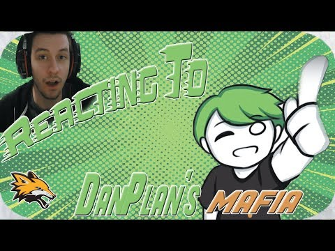 Reacting to DanPlan By the way, Can You Survive MAFIA