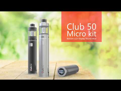 Power like a Regulated mod, Looks like a mech! Club 50 is the next step!