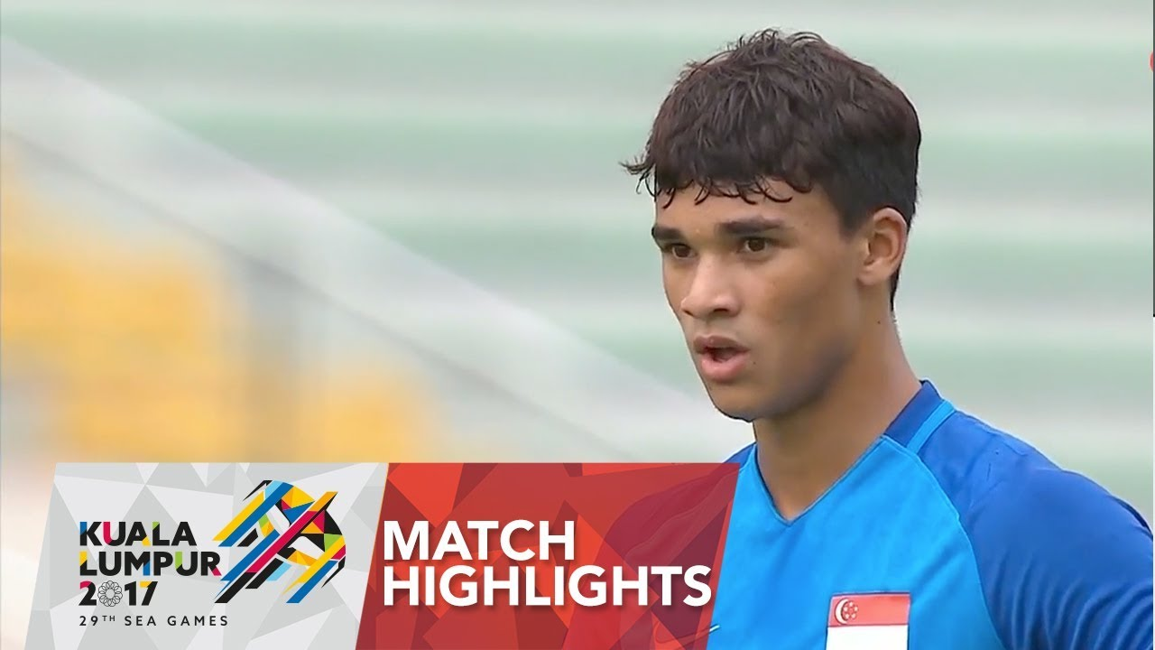 Video: U22 Lào vs U22 Singapore