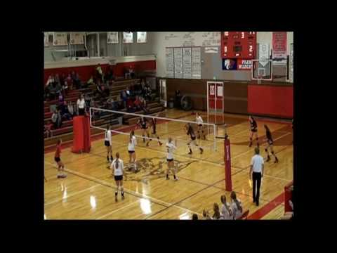 Kylie Crossland   Buhl High School Highlight Video   Fall 2016