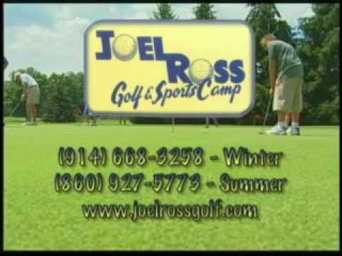 Joel Ross Golf and Sports Camp Kent Connecticut