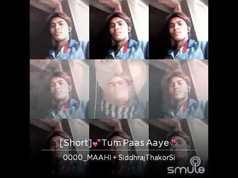 Siddhraj Thakor New Video Song  Tum pas aye