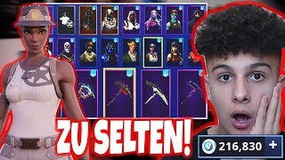 seltenster FORTNITE ACCOUNT der Welt (2019) mit allen OG SKINS (RECON EXPERT, GHOUL TROOPER..)