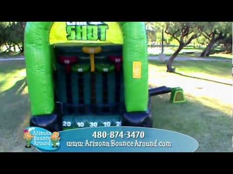 Golf Putting Game Rentals In Phoenix, AZ, Golf Games For Rent AZ
