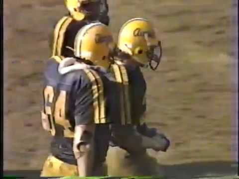 FB 1984 Stagg Bowl Augustana vs Central   2nd half