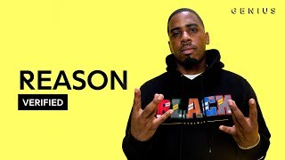 "REASON ""Better Dayz"" Official Lyrics & Meaning | Verified"