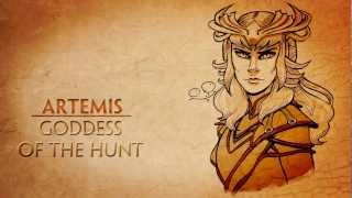 SMITE - Know Your God #1 - Artemis