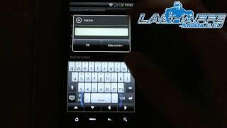 Mobiles Internet hinzufügen bei Android | APN hinzufügen