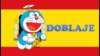Doraemon - Catalán vs ESPAÑOL DE ESPAÑA