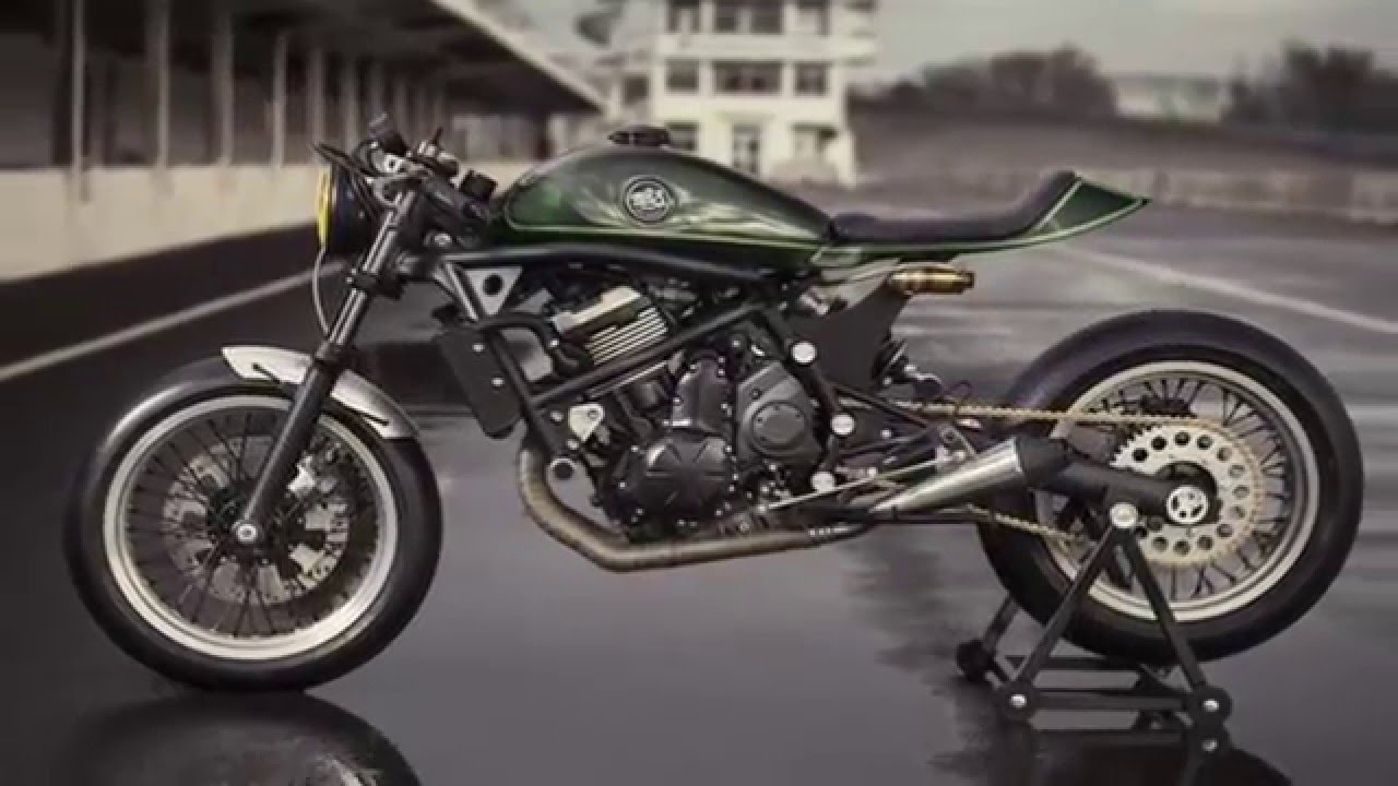 kawasaki vulcan s by mrs unveiled youtube. Black Bedroom Furniture Sets. Home Design Ideas