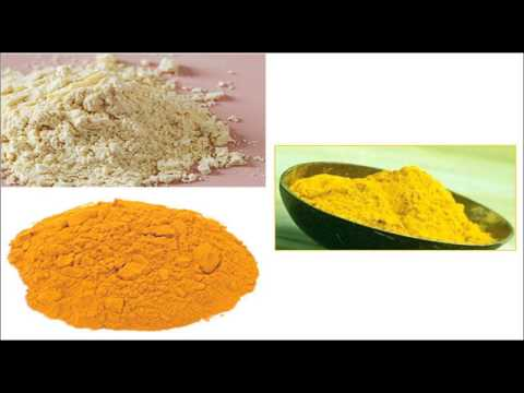 DIY How to make herbal, organic, natural colors for Holi Festival at Home