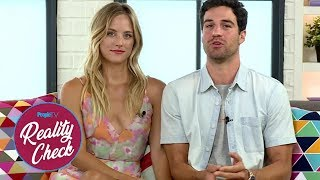 Why 'Paradise' Alums Kendall And Joe Think Caelynn Should Choose Dean Over Connor! | PeopleTV