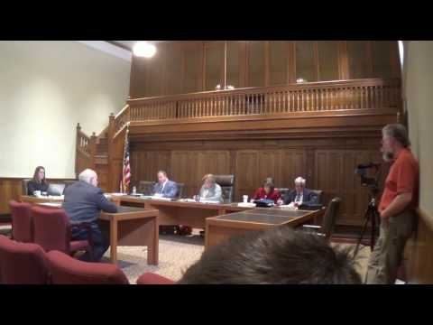 NH Marijuana Legalization Hearing - State House in Concord, NH - 2017