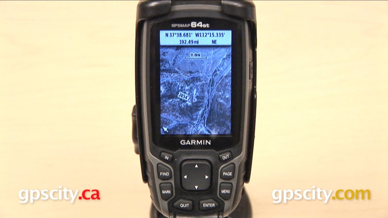 Garmin GPSMAP Series BirdsEye Satellite Imagery Overview With - Garmin us canada maps download