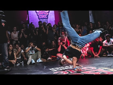 BC One France Cypher: Chakal VS Pac Pac | Semifinal