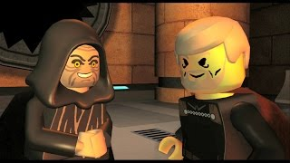 LEGO Star Wars: The Complete Saga Walkthrough Part 9 - Count Dooku (Episode II)