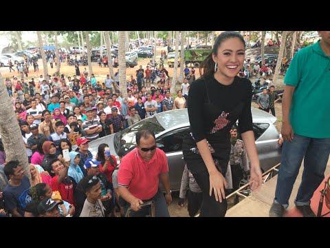 Bang jono baby shima live konser di Belitung Indonesia