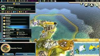 Let's Play Civilization 5 HD Part 73 - Atombombe