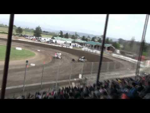 Dominic Scelzi 4/24/15 Heat Race Ocean Speedway Watsonville