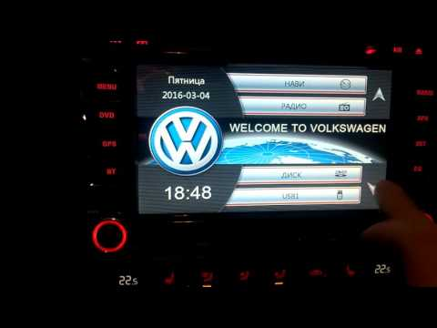 Минусы автомагнитолы ISUDAR ISD-V001NC для VW