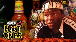 Hot Ones: AMP Edition YouTube Videos