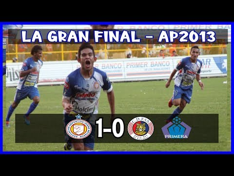 Isidro Metapán [1] vs. CD FAS [0] FULL GAME: Final ES Apertura 2013: 12.15.2013