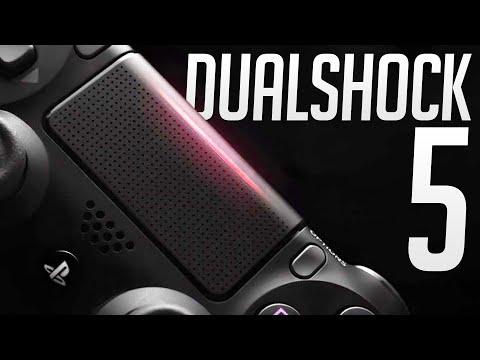 PS5 DualShock: batteria, vibrazione e tutte le novità del pad PlayStation 5