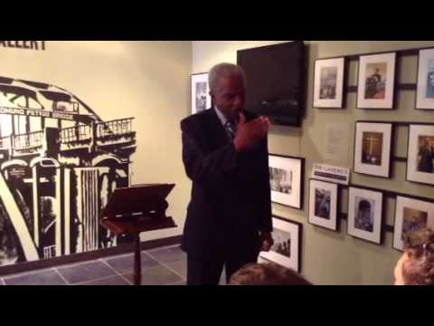 "Rev. Frederick D. Reese: ""Stand"""