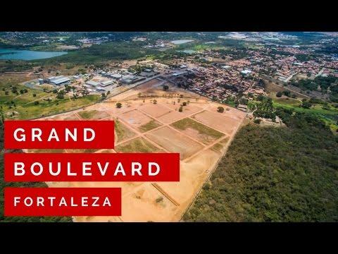 GRAND BOULEVARD - DRONE - CONDOMINIO FECHADO DE LOTES EM MESSEJANA FORTALEZA CEARA