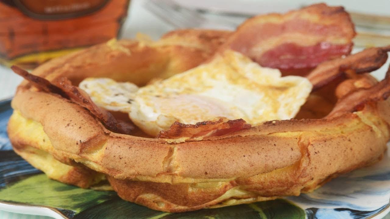 Savory Oven Pancakes Joyofbaking Com Video Recipe