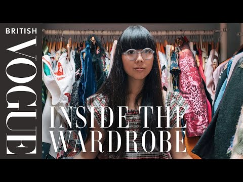 Susie Bubble: London Fashion Week Essentials | Inside the Wardrobe | British Vogue