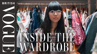 Susie Bubble: London Fashion Week Essentials: Inside the Wardrobe | Episode 11 | British Vogue