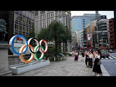 شاهد: العشرات يصطفون في طوكيو لالتقاط الصور مع شعار الألعاب الأولمبية …  - نشر قبل 6 ساعة